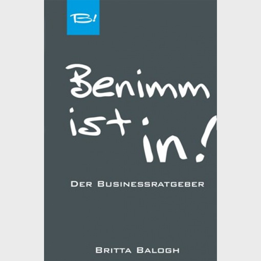 """Businessknigge gibt es viele. """"Benimm ist in!"""" schaut auf aktuelle Alltagssituationen des Berufslebens in Deutschland und im asiatischen Ausland und liefert Ihnen nützliche und moderne Empfehlungen, mit den heutigen Gepflogenheiten angemessen umzugehen, damit Sie beruflich und privat erfolgreich sind."""
