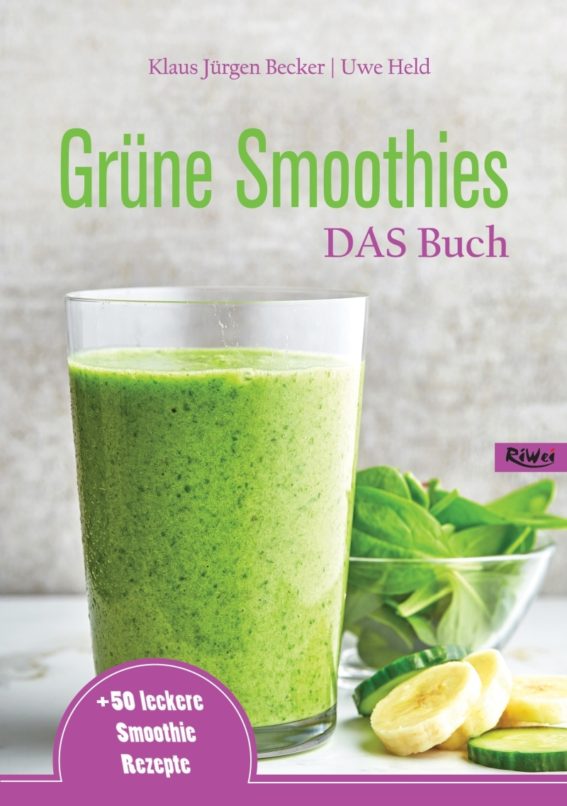 Becker/Held- Grüne Smoothies - DAS Buch